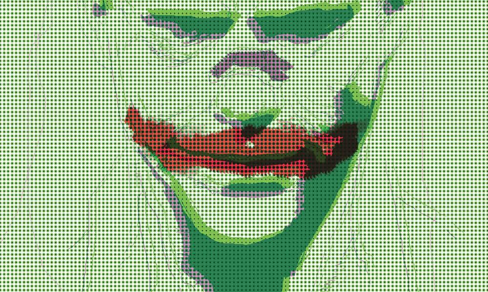 Joker Killer Smile