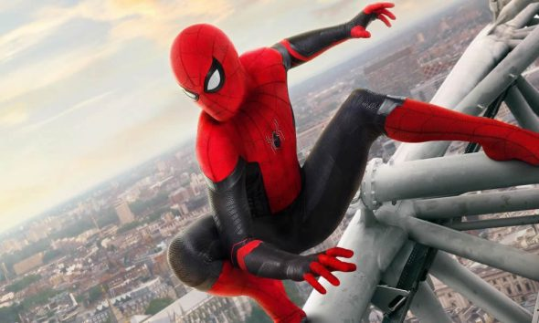 Spider-Man scene post credits