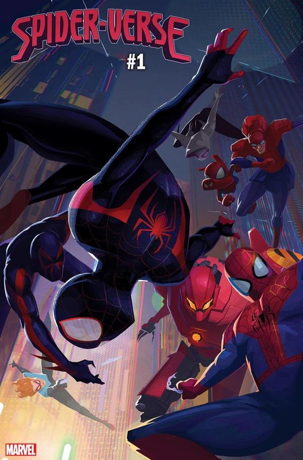 Spider-Verse, Doctor Doom, Mary Jane tra le novità del Comic-Con 2019