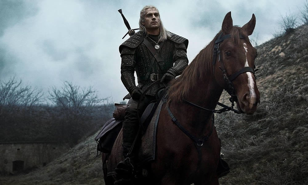 The Witcher: Gerald e Roach