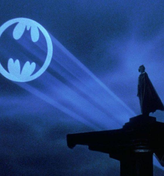 Il Bat-Segnale proiettato anche a Roma