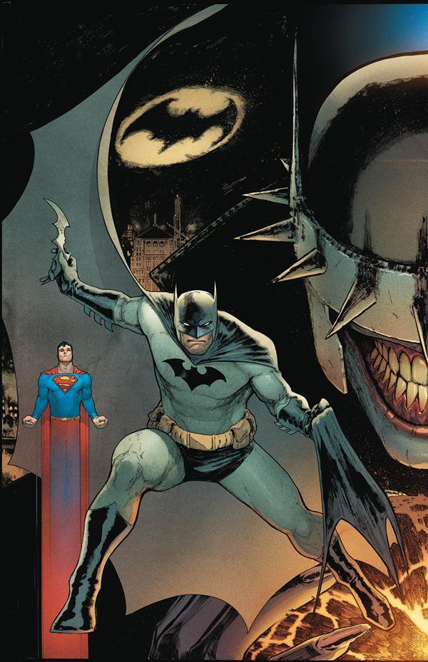 Batman Superman 1 cover Batman