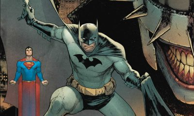 Batman Superman nuova serie DC