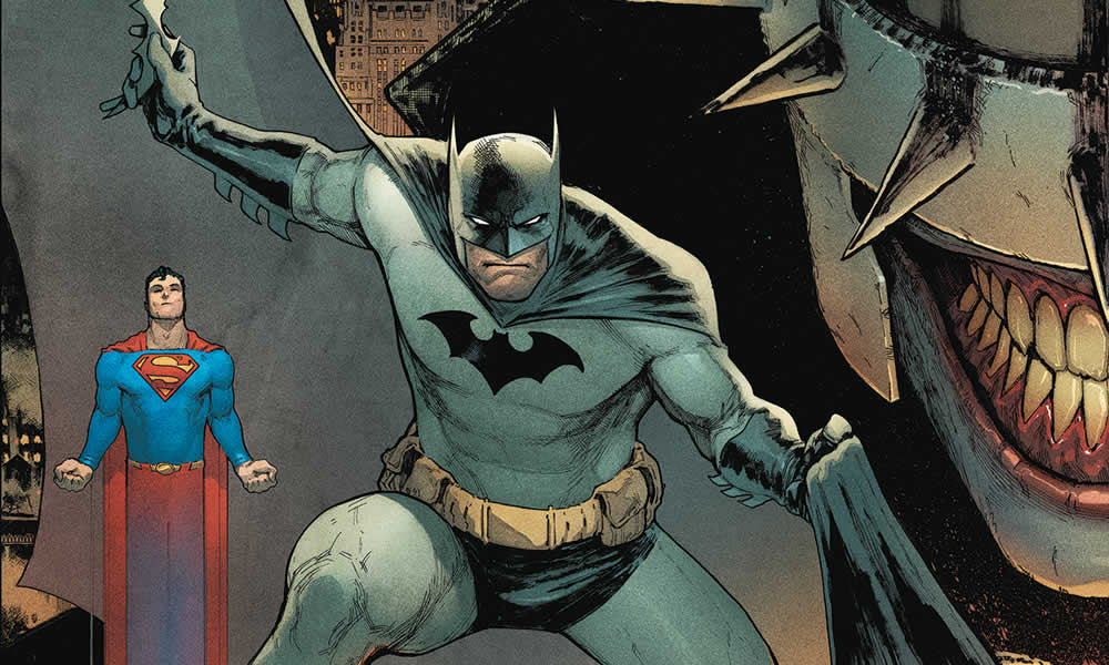 Batman Superman nuova serie DC
