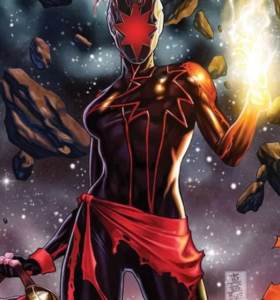 Captain Marvel Dark