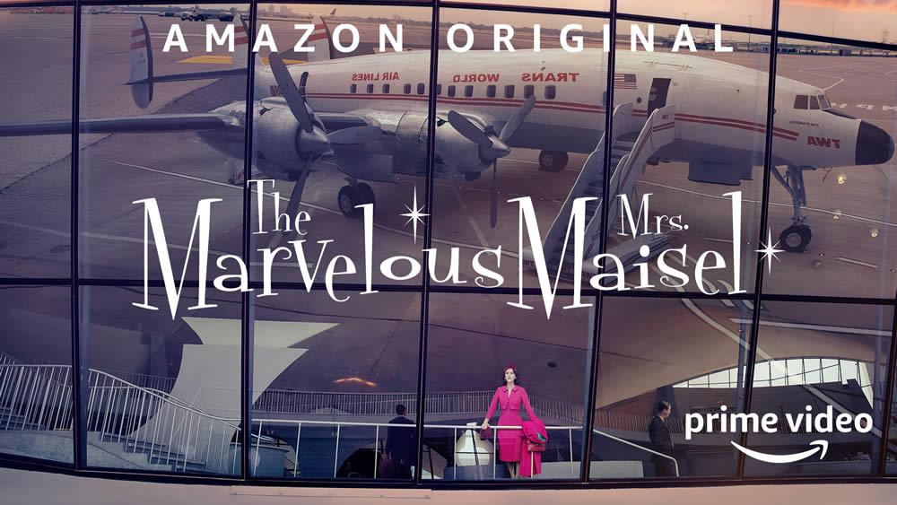 La fantastica signora Maisel stagione 3