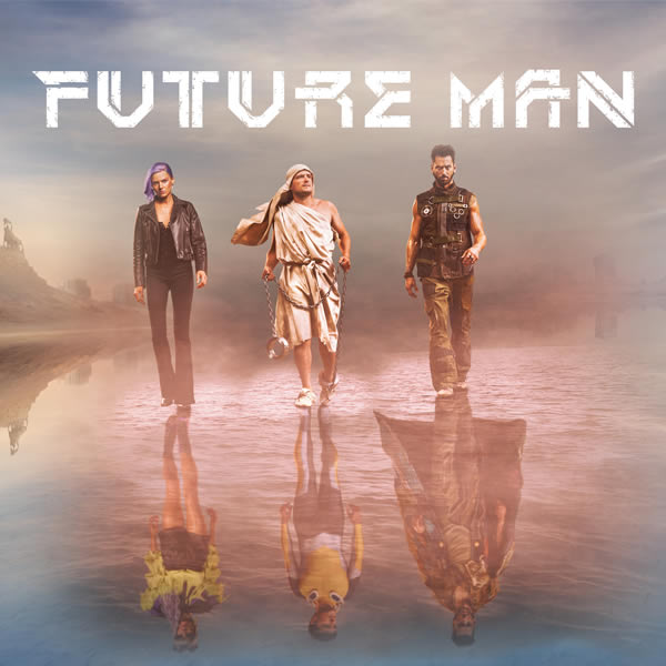Future Man - Amazon Prime Video nuove uscite Settembre 2019