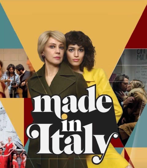 Amazon Prime Video nuove uscite Settembre - Made in Italy