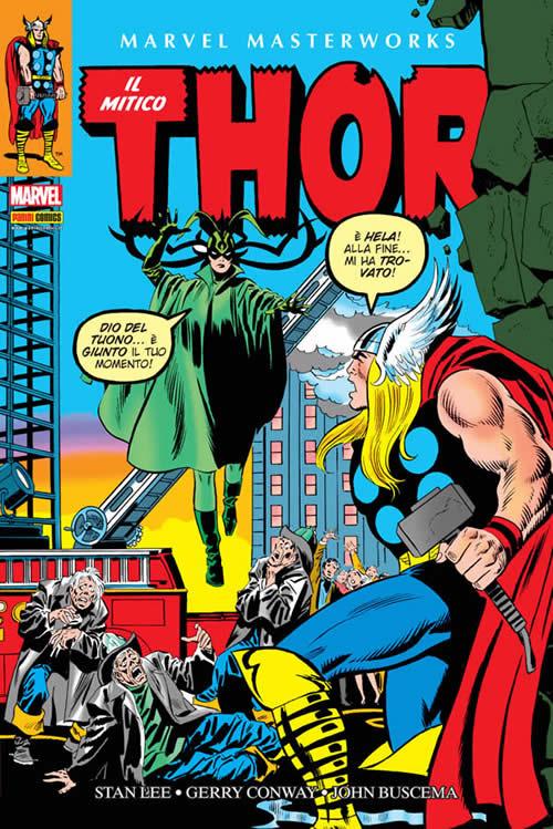 Marvel Masterworks Thor 8