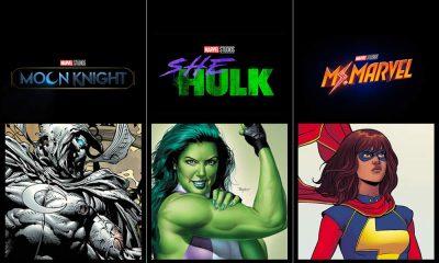 Serie tv Marvel per Disney+