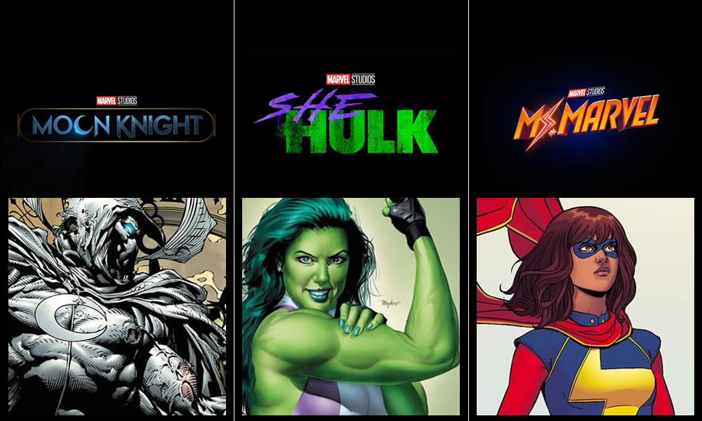 Serie tv Marvel per Disney+