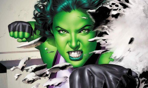 She-Hulk covers