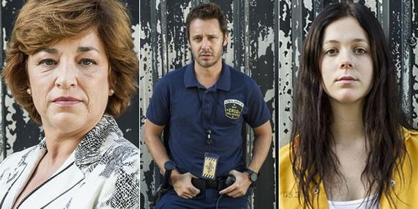 Vis a Vis stagione 4 - nuovi personaggi