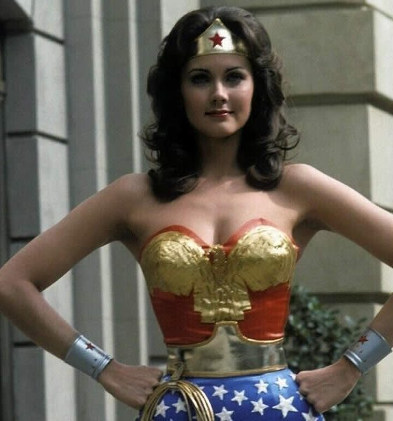 Wonder Woman la serie tv con Lynda Carter