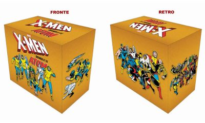 X-Men Children of the Atom Box Set