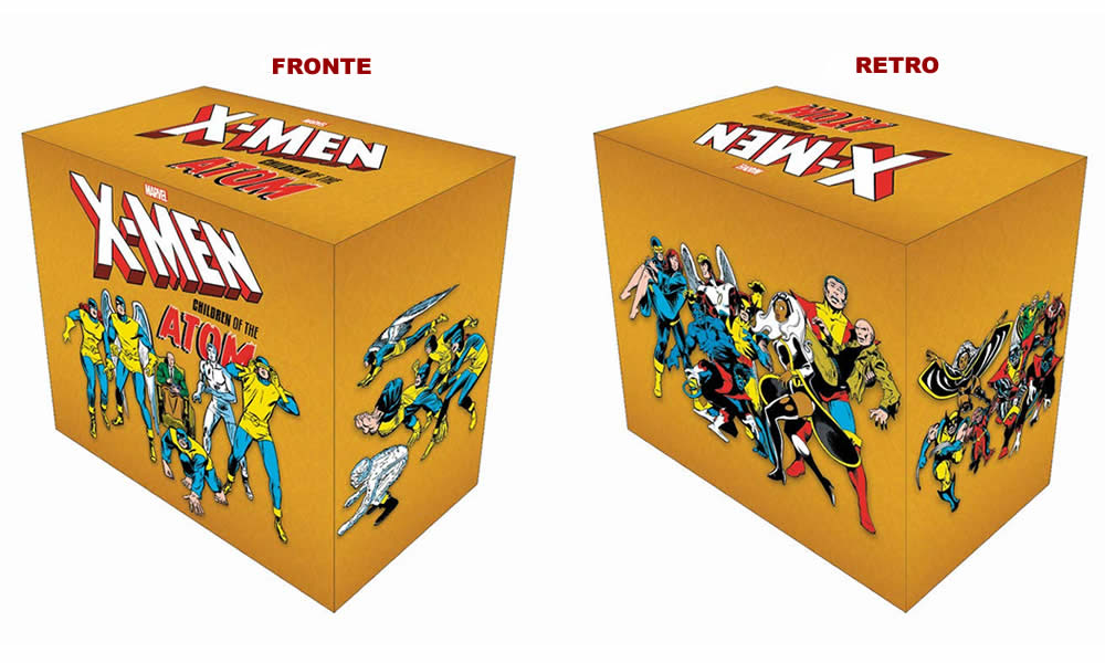 X-Men Children of the Atom Box Set