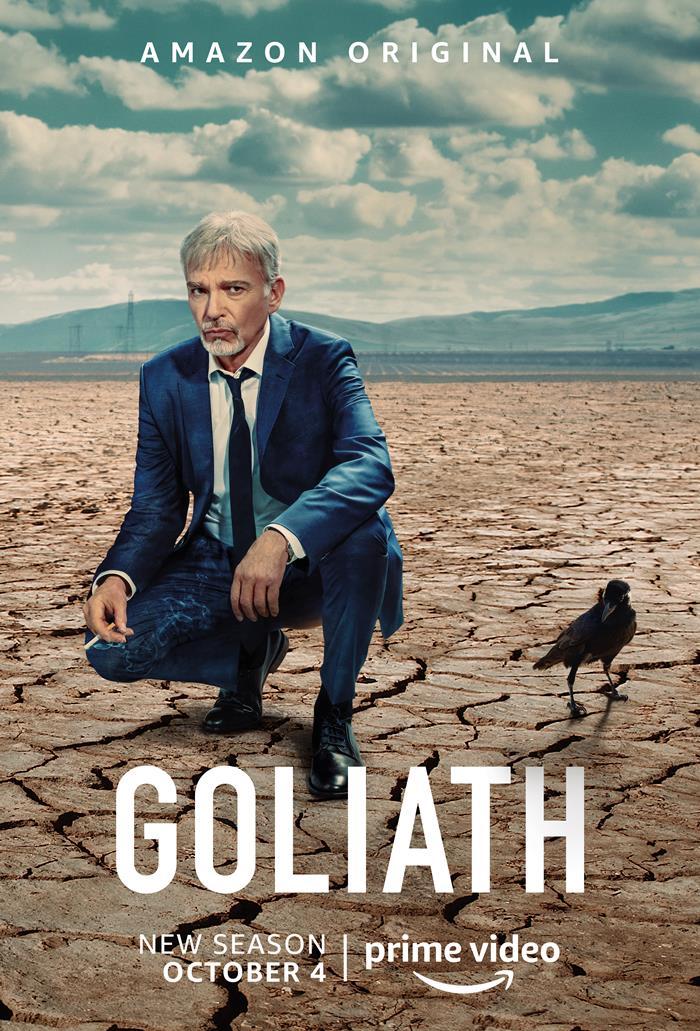 Goliath stagione 3