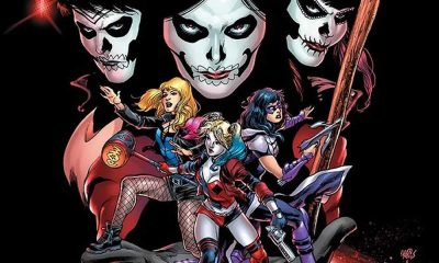 Birds of Prey DC Black Level