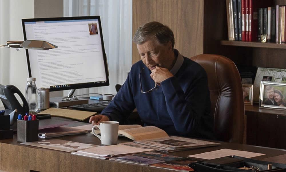 Bill Gates, docuserie su Netflix
