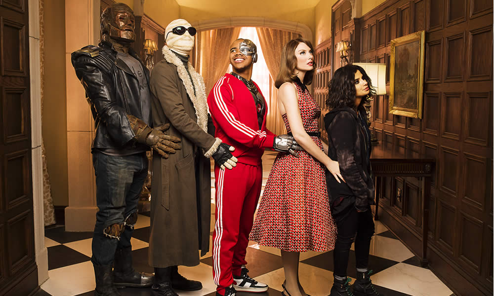 Amazon Prime Video uscite Ottobre: Doom Patrol