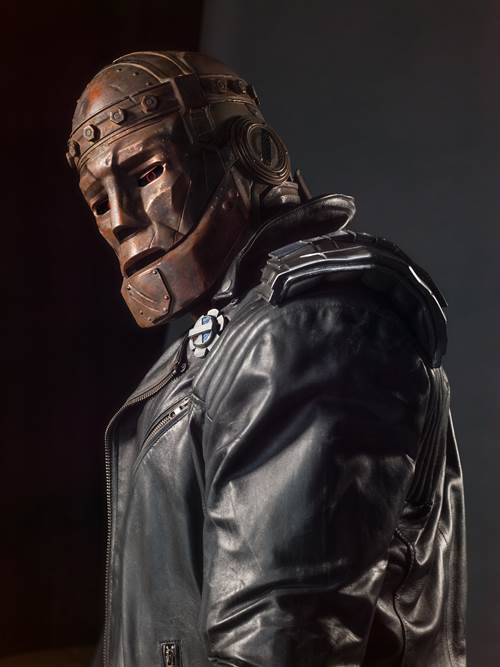Doom Patrol serie tv - Robotman