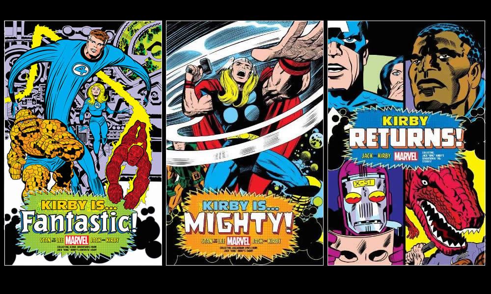 Marvel Jack Kirby