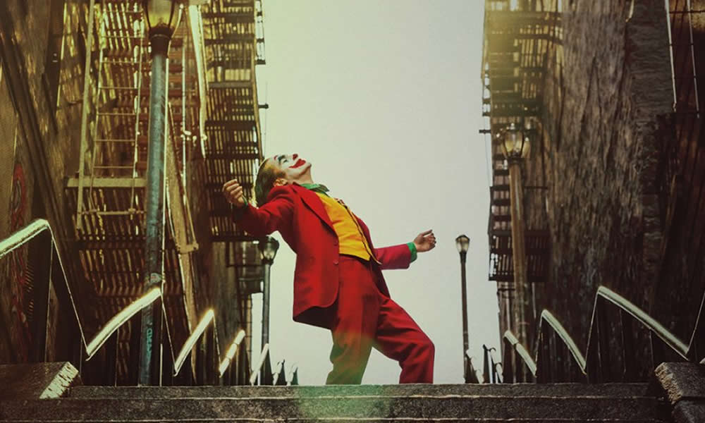 Joker Leone d'Oro a Venezia