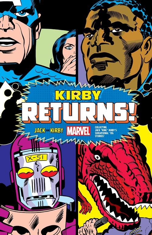 Marvel Comics: Kirby returns!