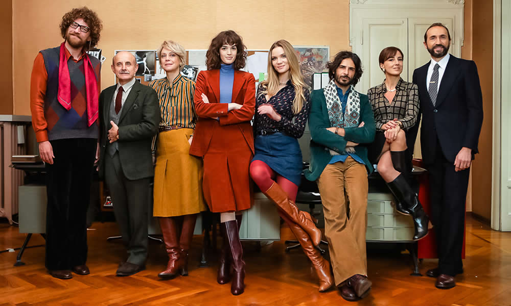 Made in Italy serie tv