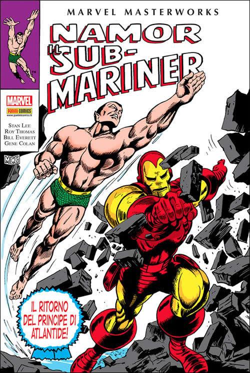 Namor Marvel Masterworks