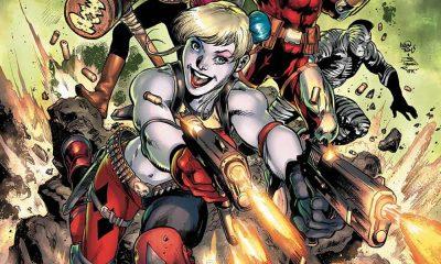 Suicide Squad serie a fumetti