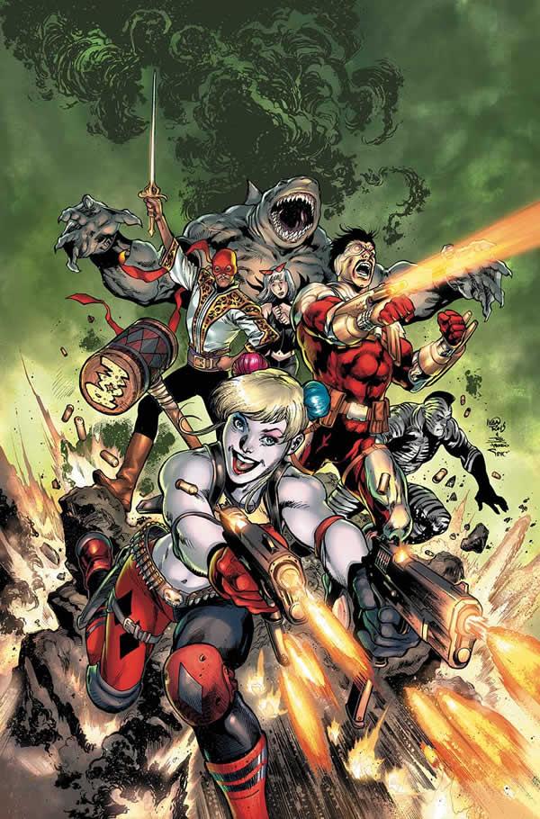 Suicide Squad serie a fumetti DC