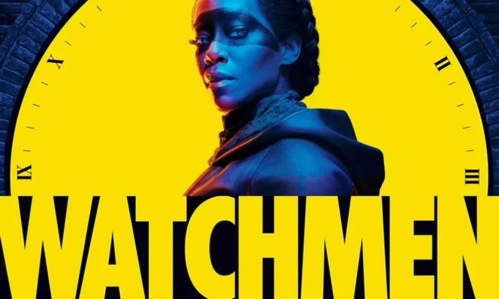 Watchmen Sky Atlantic
