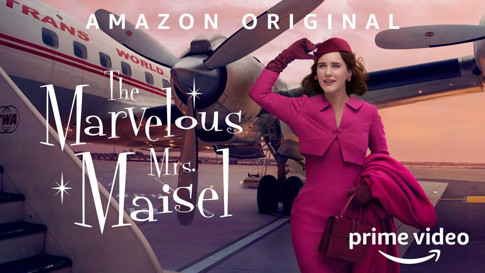La Fantastica signora Maisel . stagione 3