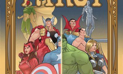 Avengers Defenders Tarot