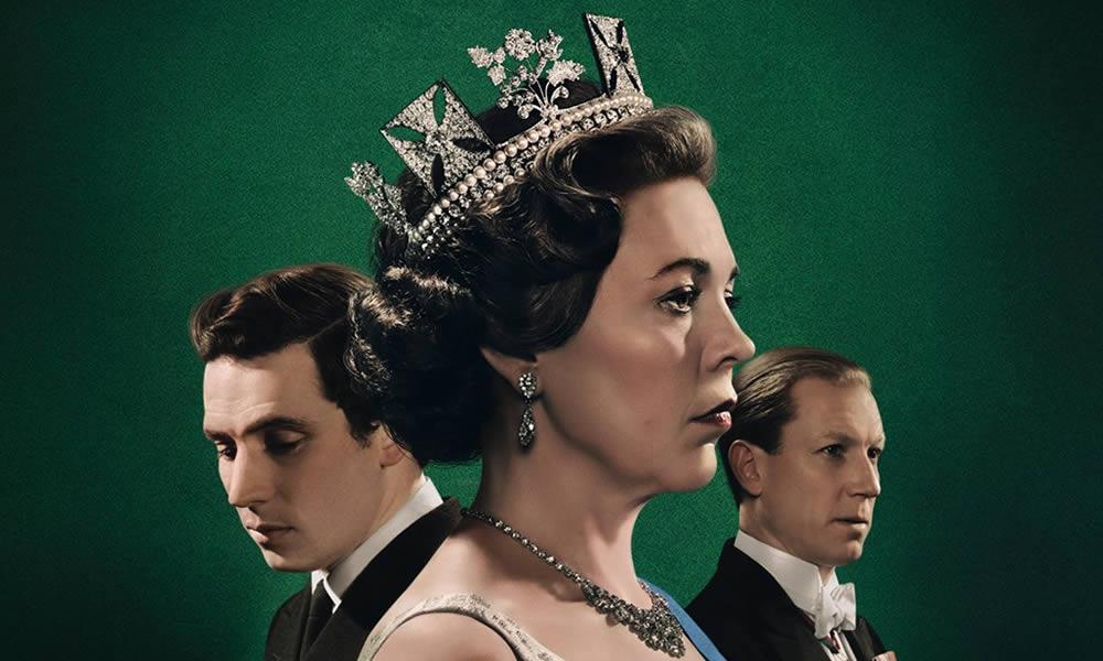 The Crown Stagione 3 trailer e poster