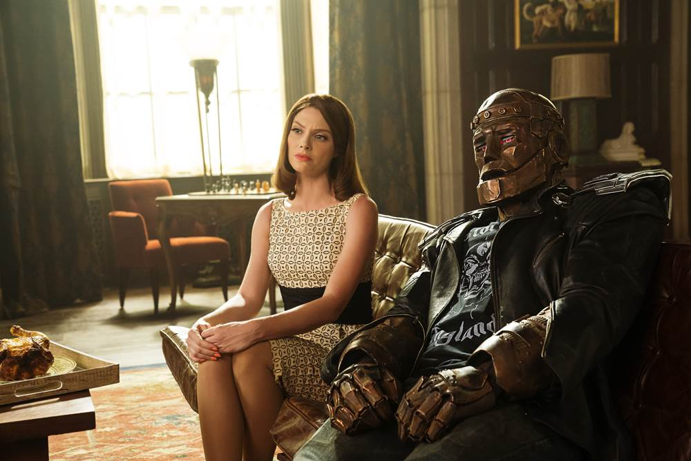 Doom Patrol su Amazon Prime Video in Italia