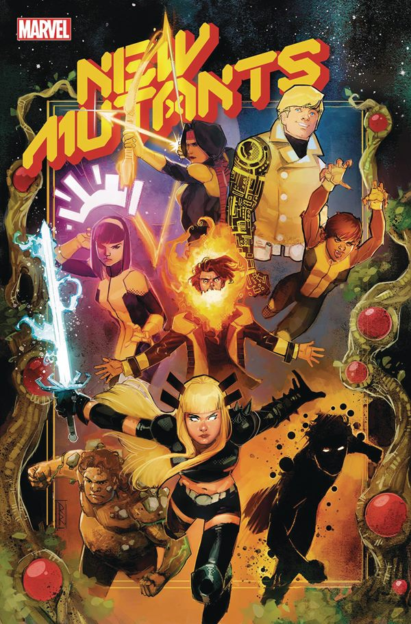 dawn of x - new mutants - edizione usa