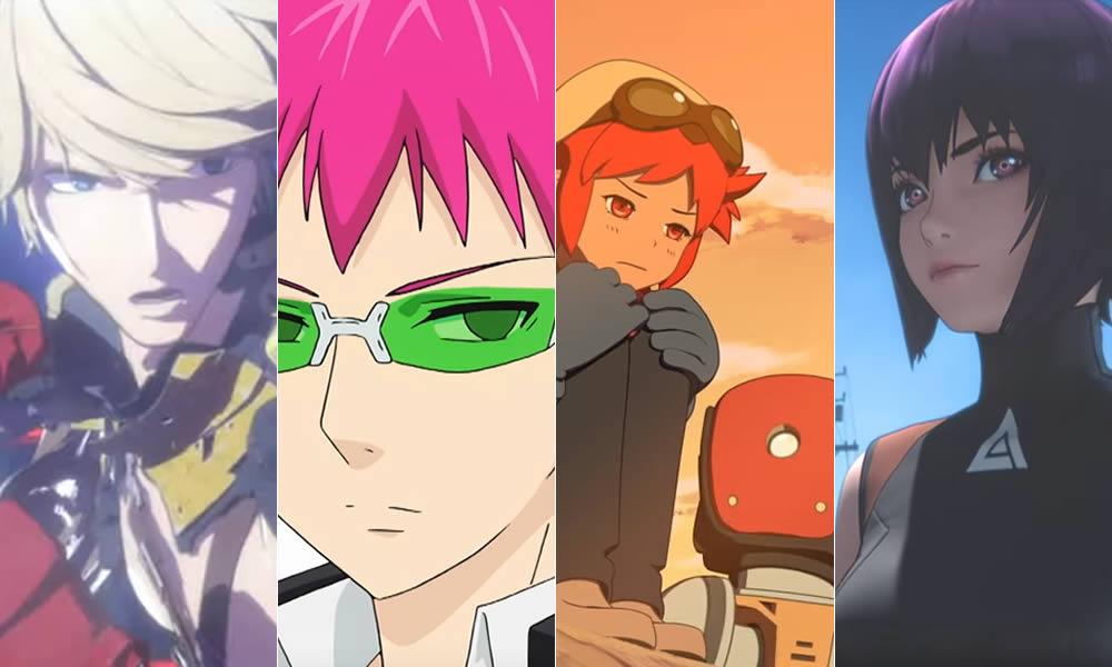 Netflix serie Anime Originali