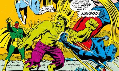Super Eroi Classic 134 - Dettaglio della copertina
