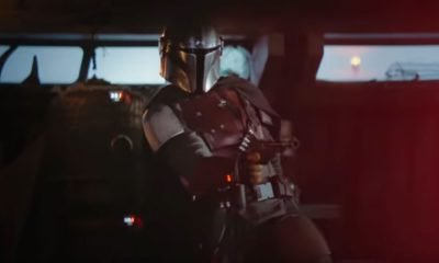 The Mandalorian serie Star Wars