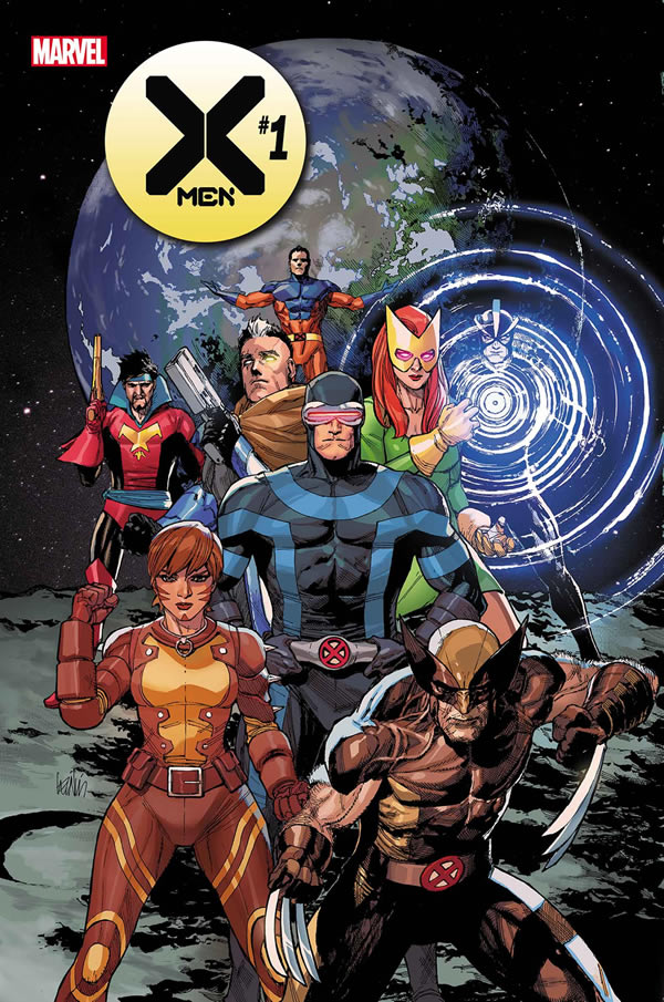 dawn of x - x-men - edizione usa