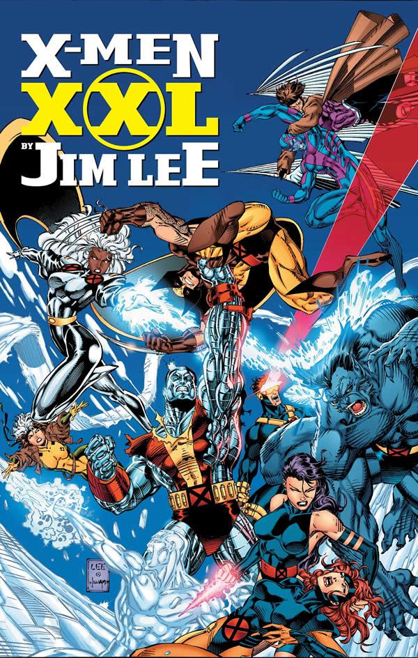 X-Men Jim Lee