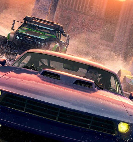 Fast & Furious serie animata Netflix