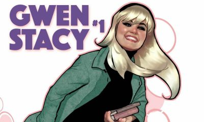 Gwen Stacy nuova miniserie Marvel