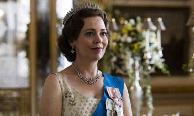 Olivia Colman in The Crown 3
