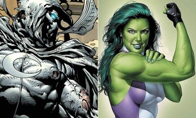Moon Knight e She-Hulk
