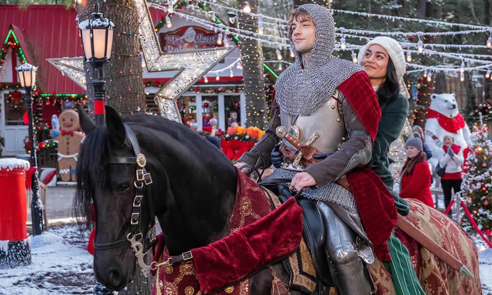 Un cavaliere per Natale