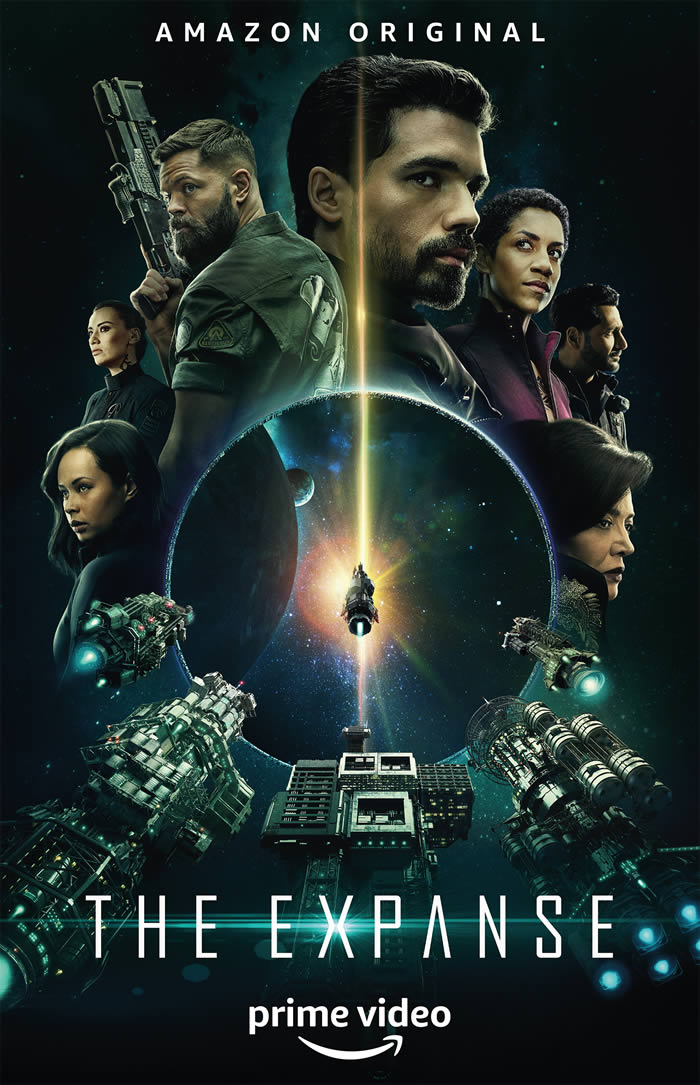 The Expansestagione 4 Poster