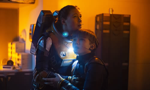 Netflix Serie tv Film Natale - Lost in Space